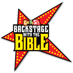 Picture for category Back Stage with the Bible Theme