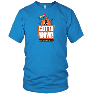 Picture of GoFish Gotta Move VBS T-Shirt